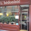 L'Hédoniste  - la facade -   © arnaud parage