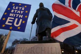 Brexit: May dans l'impasse, les images qui résument la situation