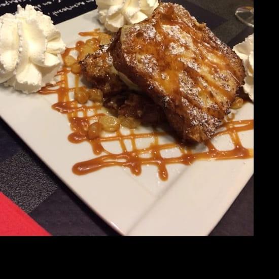 Dessert : La Gargouille  - Superbe brioche  -
