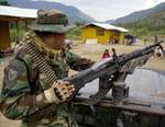 Patrouille dans les territoires du narcotrafic
