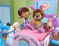 Docteur la peluche : l'hôpital des jouets : Hallie perd sa voix