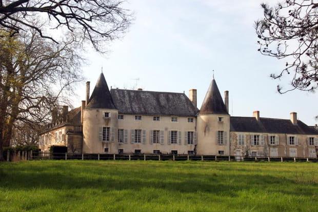 Un château et un vaste fief dans la Brenne
