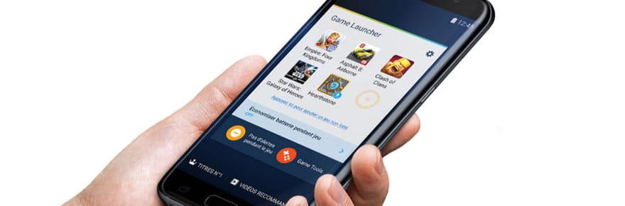 Galaxy S7: Samsung veut séduire les gamers
