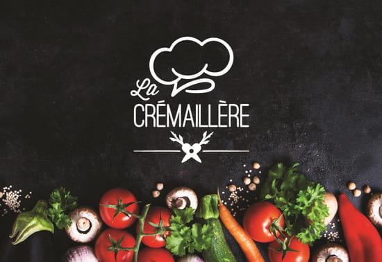 Restaurant : La Crémaillère  - logo -   © Bouilleur d'idées / Waouh Factory