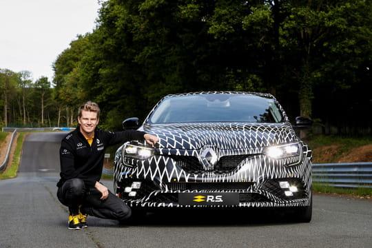 La nouvelle Renault Mégane RSrévélée au GP de Monaco [photos]