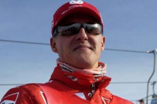 """Michael Schumacher : des """"instants de conscience"""", incapable de parler"""