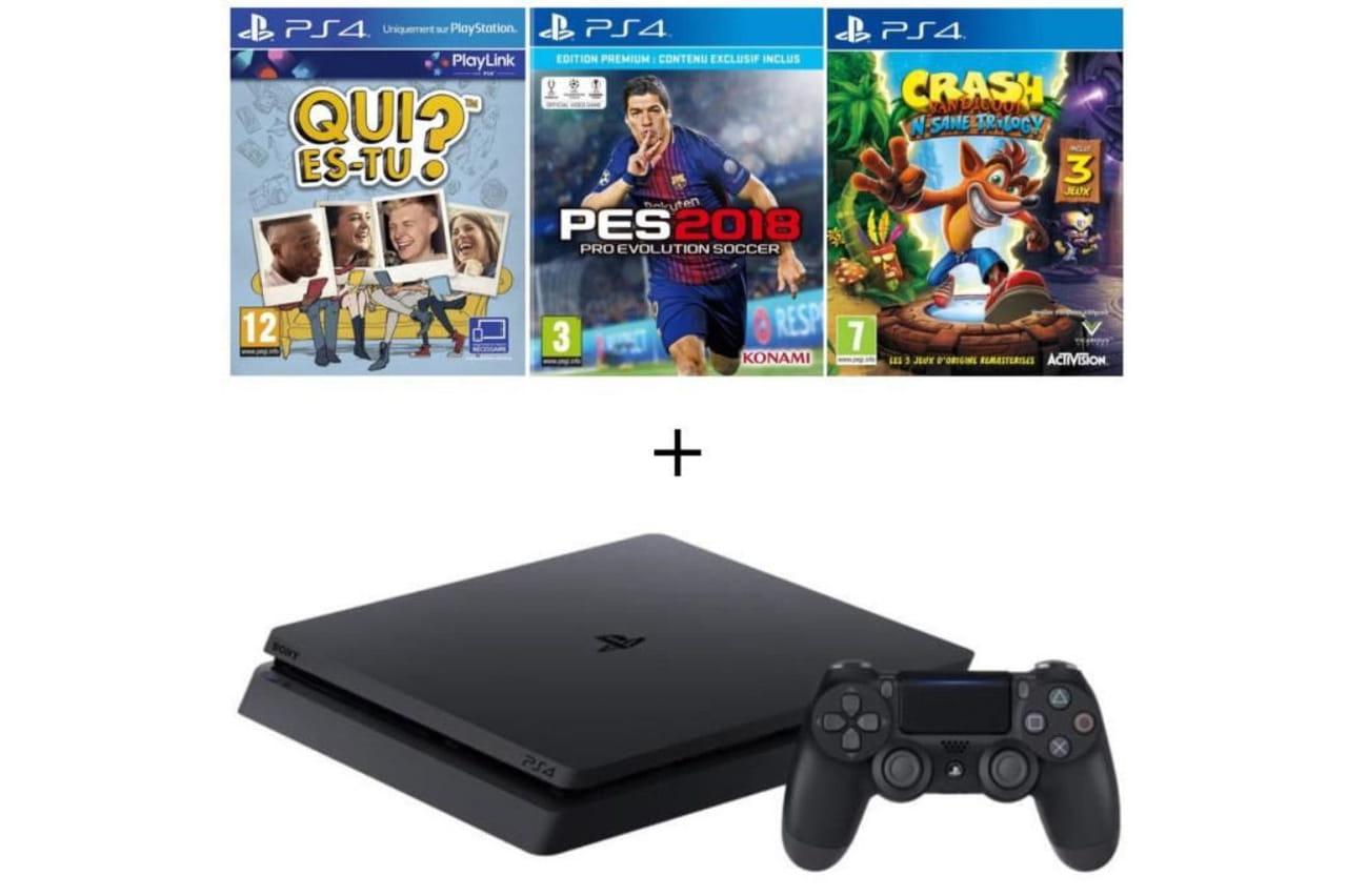 Soldes PS4, XBox, Switch: les bons plans jeux vidéo