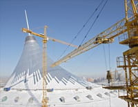 Megastructures : La tente la plus haute du monde / La plus grande tente du monde
