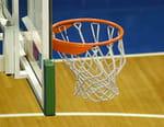 Basket-ball - Strasbourg (Fra) / Bayreuth (Deu)