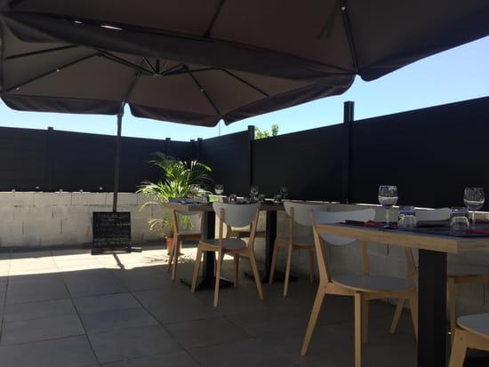Restaurant : Tipolino  - Notre terrasse -   © Fait par nous