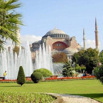sainte sophie, une mosquée au nom chrétien