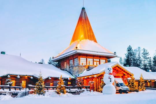 Village du Père Noël: activités, prix, horaires et jours d'ouverture... Visitez-le en Laponie
