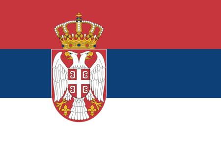 Score Serbie
