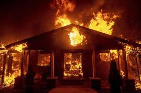 Incendie en Californie: des images fortes, une terrible catastrophe humaine