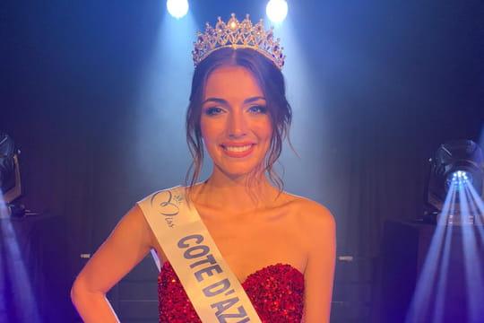 Miss Côte d'Azur 2020: Lara Gautier couronnée, qui est-elle?