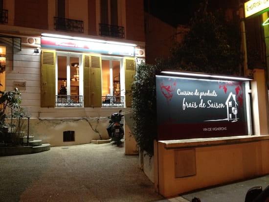 Verre Chez Moi  - la façade -