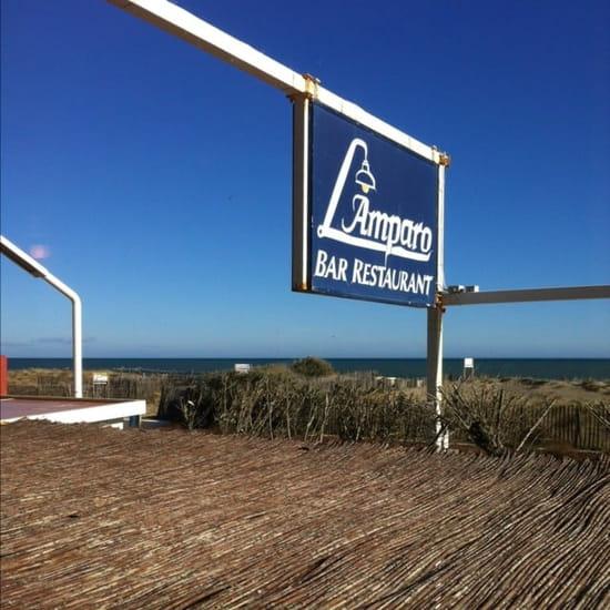 Restaurant : L'Amparo