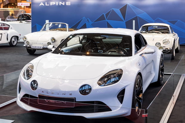 La nouvelle Alpine
