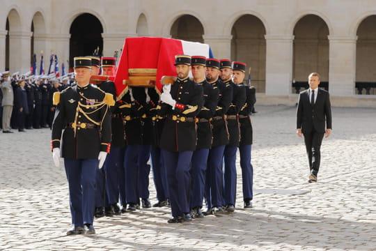 Jacques Chirac: bourde, mystère et belles images, retour sur les hommages