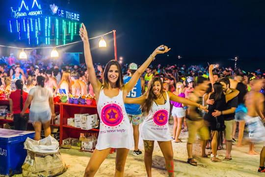 Full Moon Party: lieu en Thaïlande, dates 2018-2019, prix... Les infos