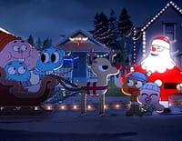 Le monde incroyable de Gumball : Noël