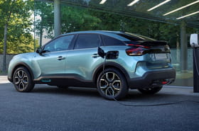 Nouvelle Citroën C4: en électrique et en thermique! Les photos et infos