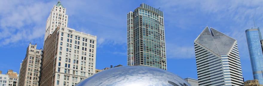 20lieux incontournables à Chicago