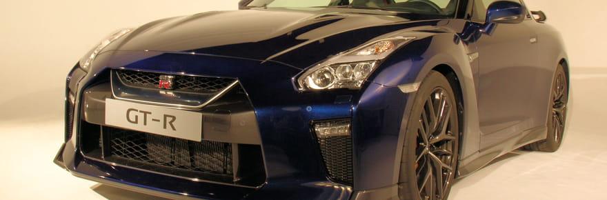 La nouvelle Nissan GT-R en images