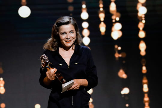 Blanche Gardin: qui est l'humoriste qui a secoué les Molières 2018?