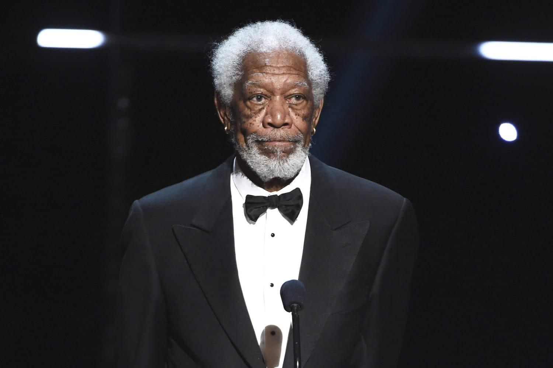 Morgan Freeman: Oscar, The Story of God... Biographie d'un acteur incontournable