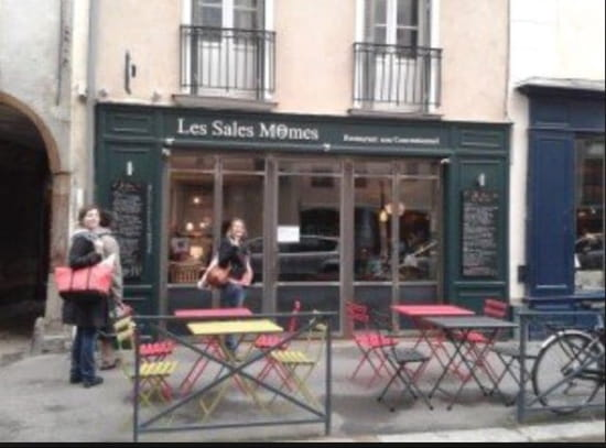 Restaurant : Les Sales Mômes
