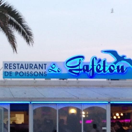 Restaurant : Le Gafetou  - Resto le Gafetou  -