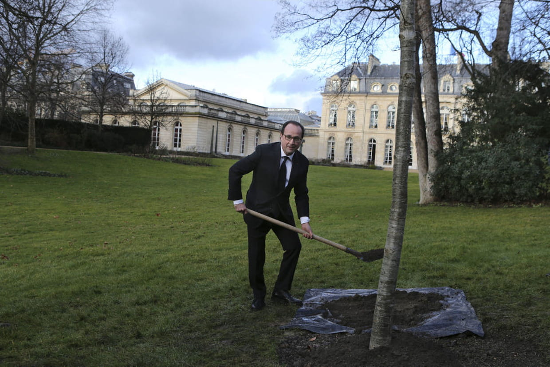 Pr sident jardinier for Recherche jardinier paris