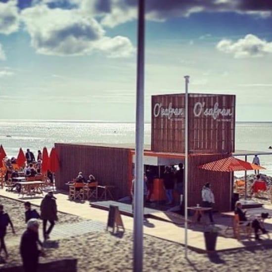 O'Safran - plage, bar, restaurant