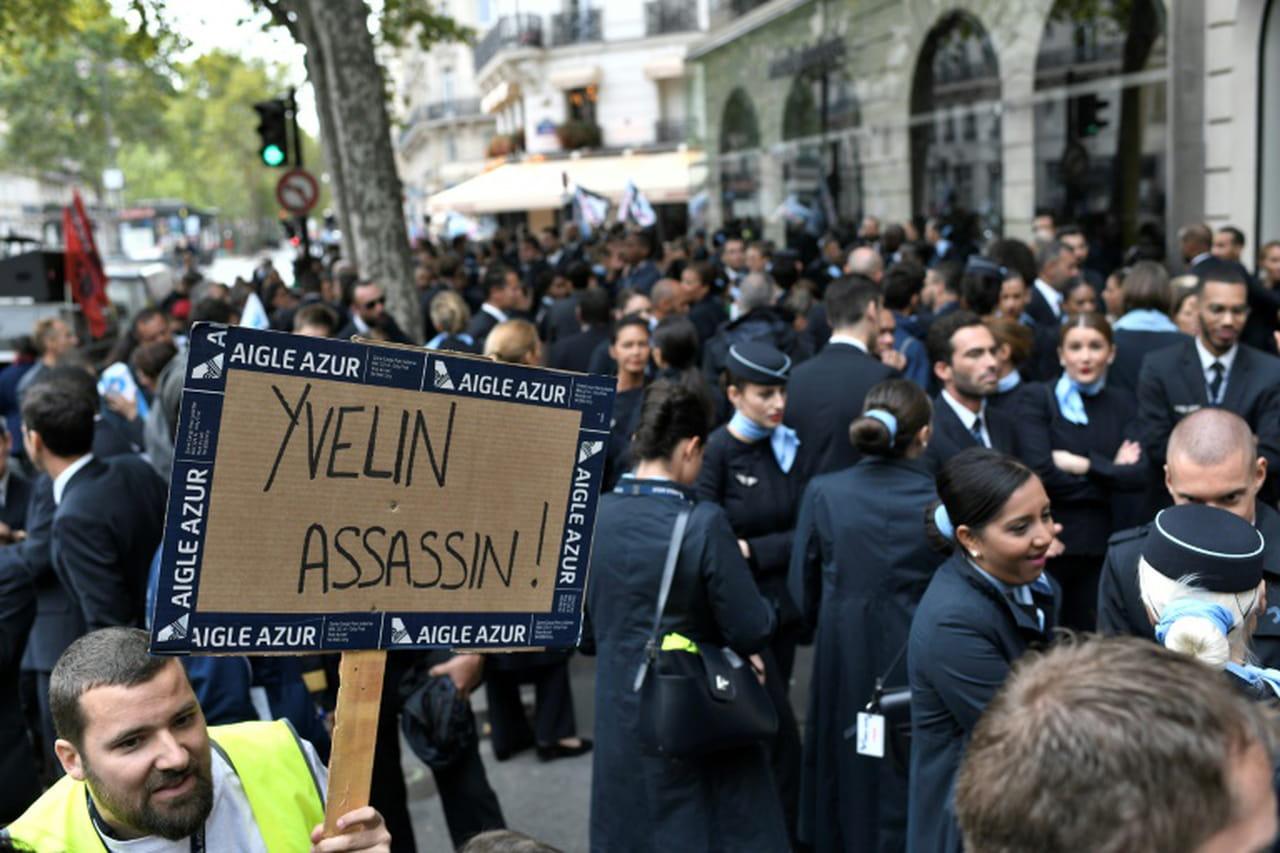 Aigle Azur confirme avoir reçu 14offres de reprise, qui restent à améliorer