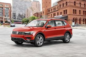 Le Volkswagen Tiguan Allspace en images