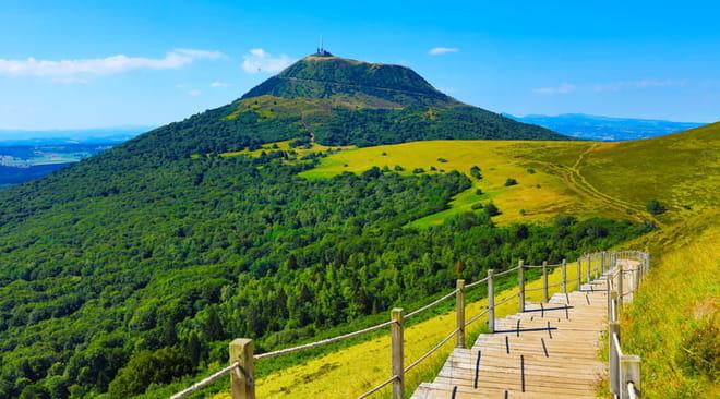 Puy de Dôme: volcan, visite, train, randonnée, le guide