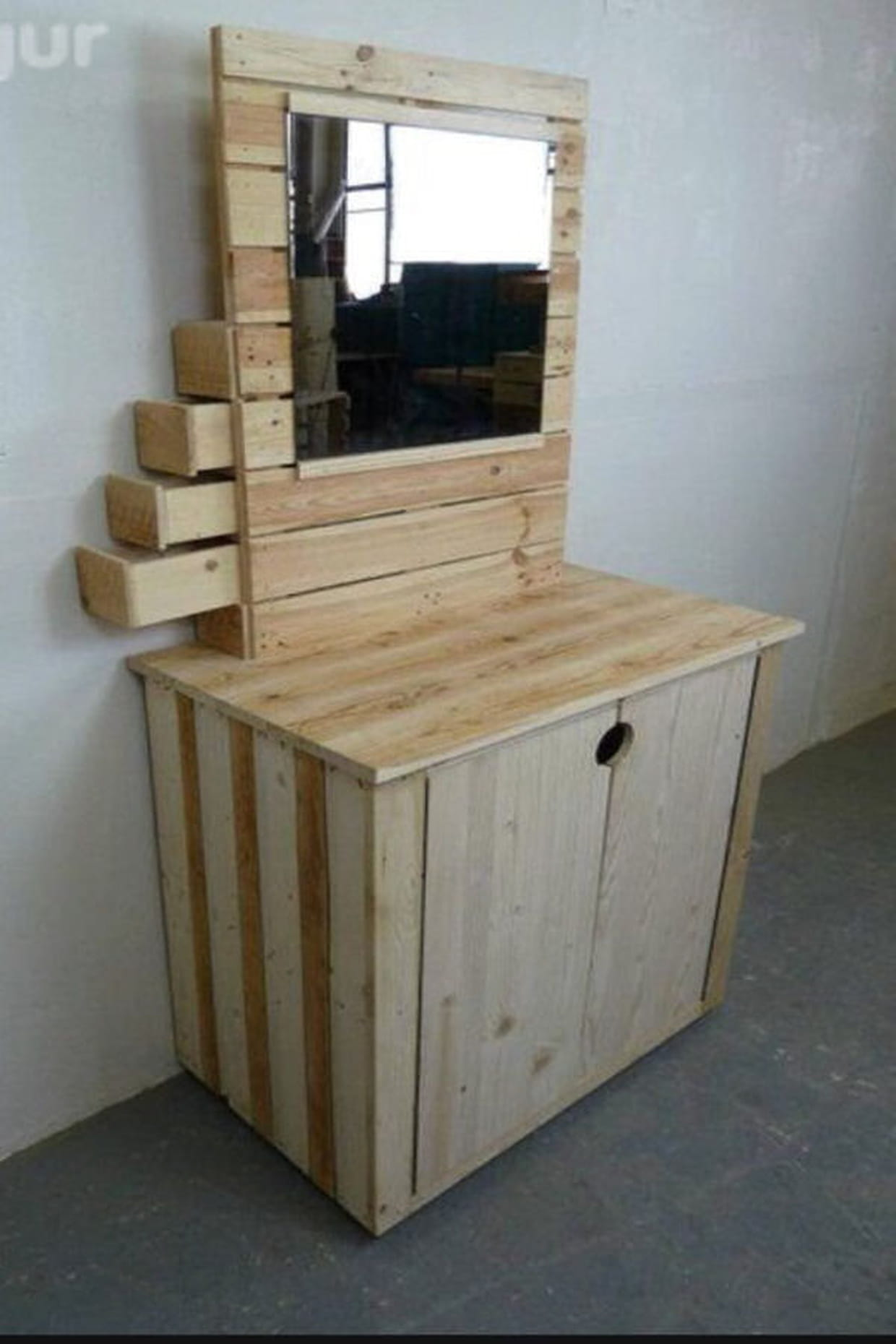 Meuble d entr e bois fashion designs - Meuble d entree en bois ...