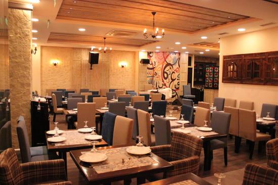 Ward restaurant et traiteur libanais oriental