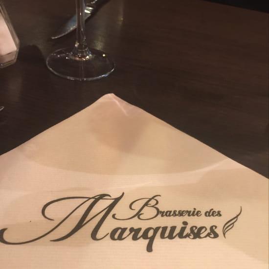 Restaurant : Brasserie des Marquises