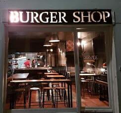 Restaurant : Burger Shop   © Enseigne