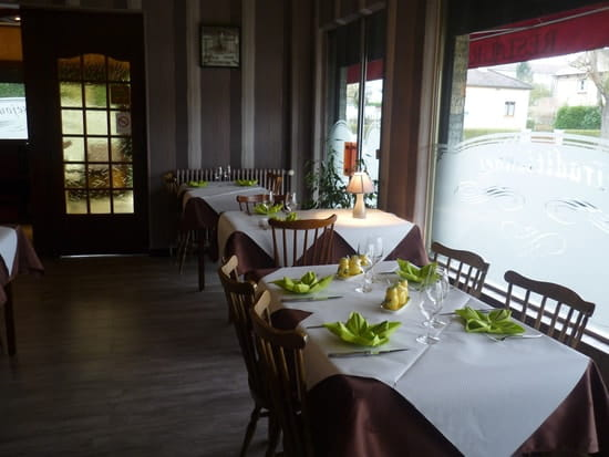 Restaurant : Le Beauséjour  - salle -   © 14