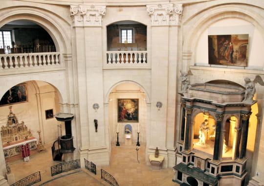 Le musée d'Art Sacré, Dijon