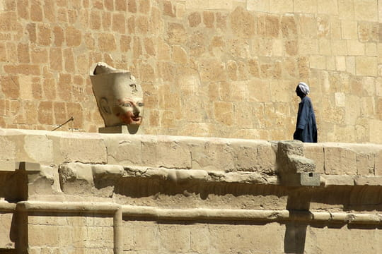Hatshepsout, la reine devenue pharaon