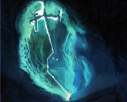 Complexe d'îles artificielles