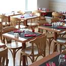 Crêperie-restaurant L'invitation  - intérieur de la crêperie  -