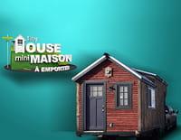 Tiny House : mini-maison à emporter : La vie en violet