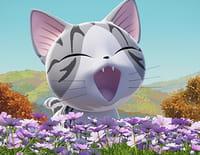 Chi mon chaton : Minou apprend à sourire