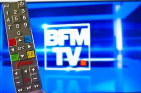 BFM sur Free: coupure du signal, comment faire pour regarder la chaîne?