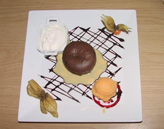 Le Convivial  - Moelleux au chocolat -   © Nouredine TAMAZIRT